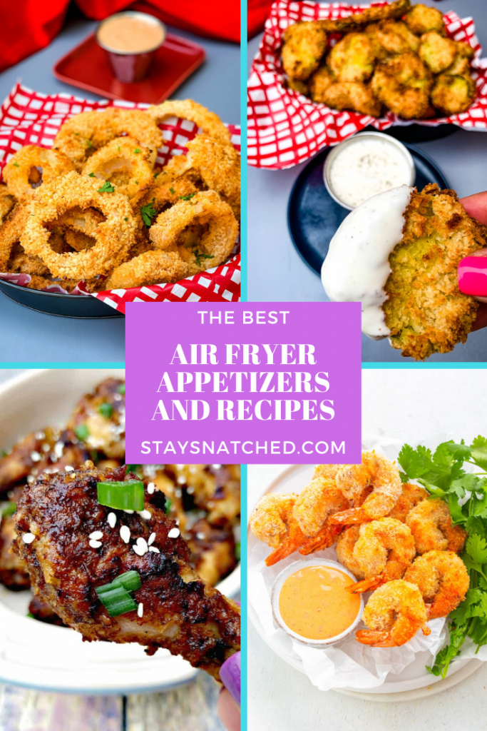 air fryer appetizer recipes