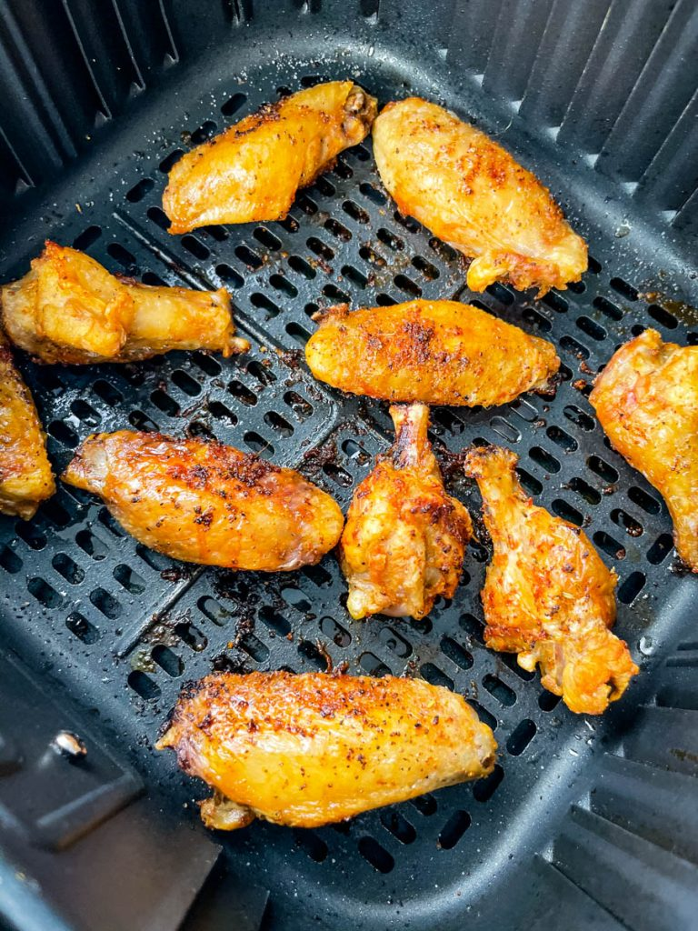 chicken wings in air fryer