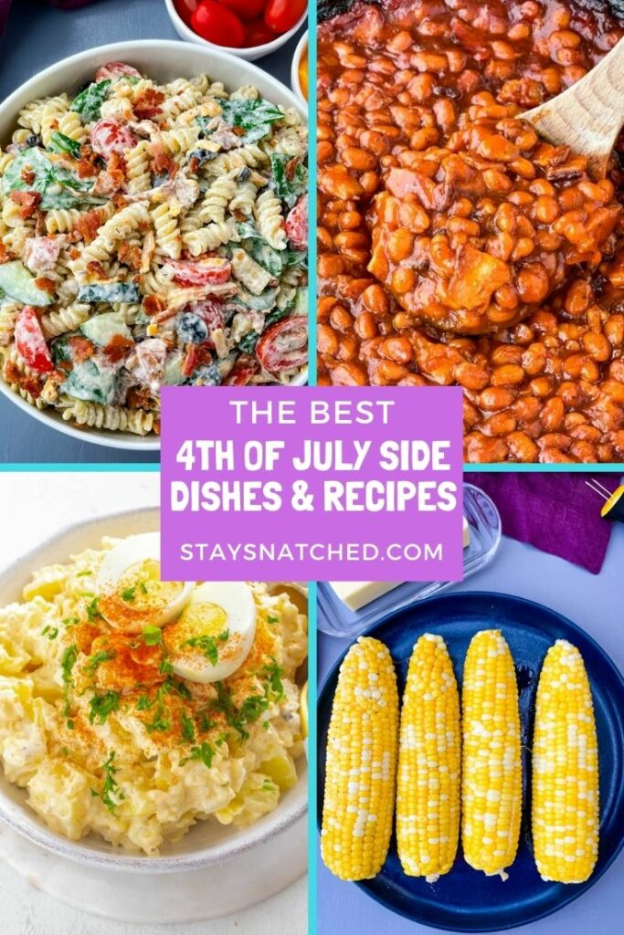 best 4th of july side dish recipe imagery